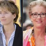 Emma Thompson Plastic Surgery Before and After