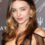 Miranda Kerr Plastic Surgery Before and After